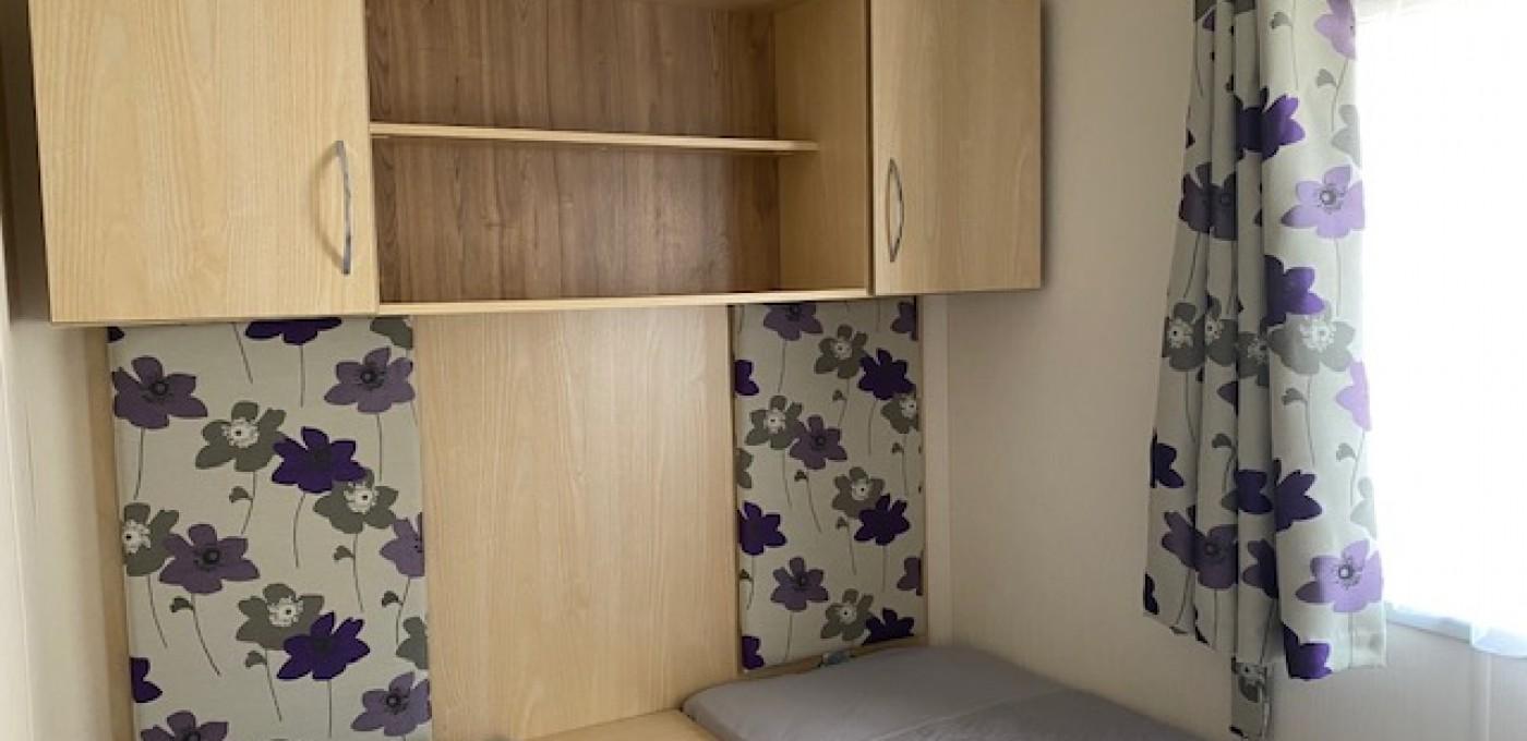 2014 Willerby Rio Premier bedroom