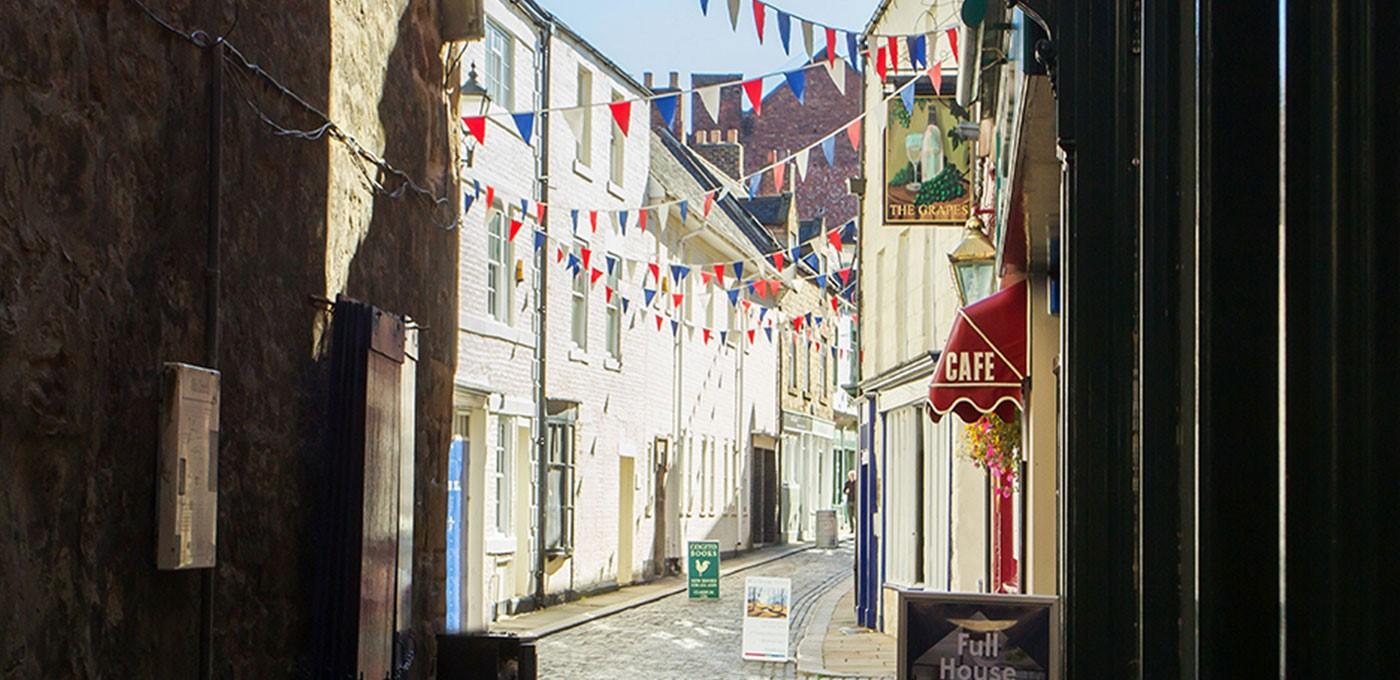 Hexham Street Scene