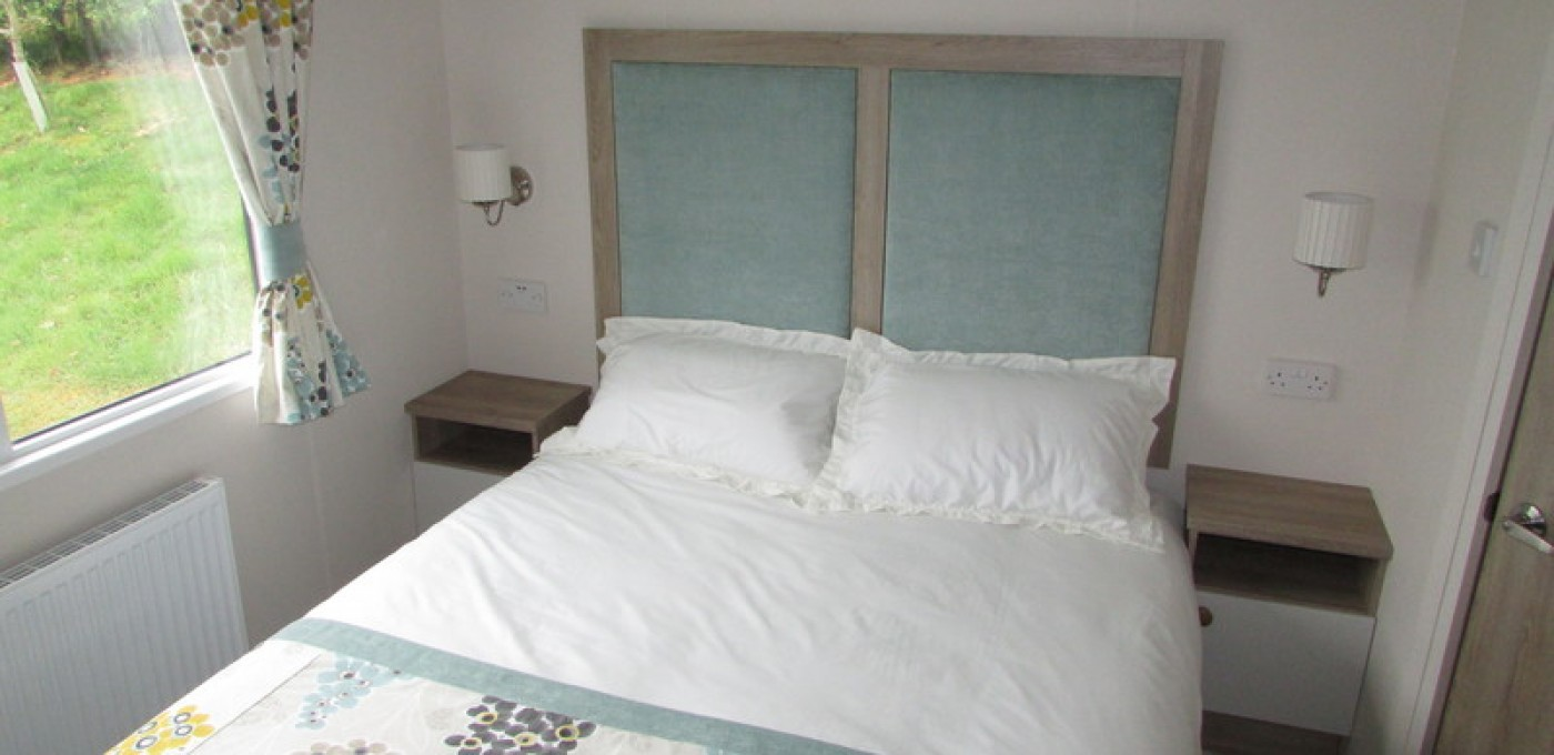 Abi St David double bed