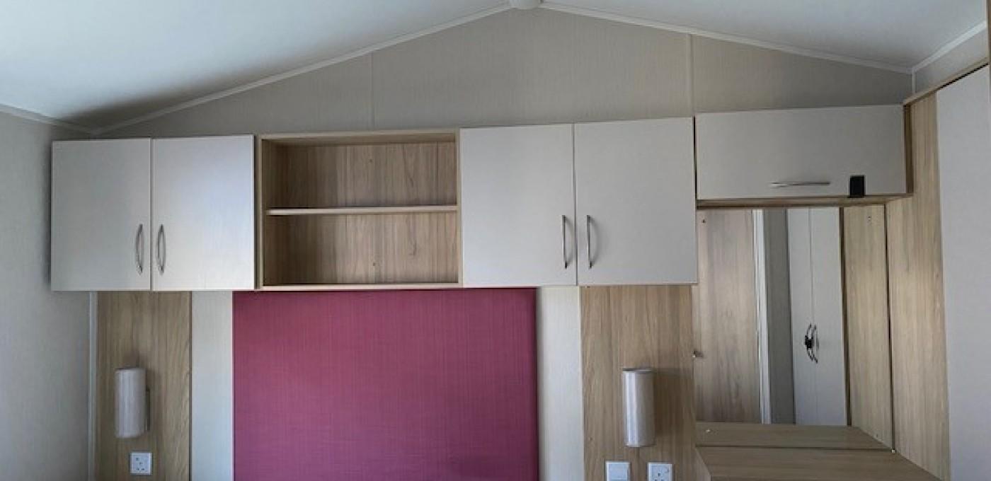willerby brockenhurst built in cupboards