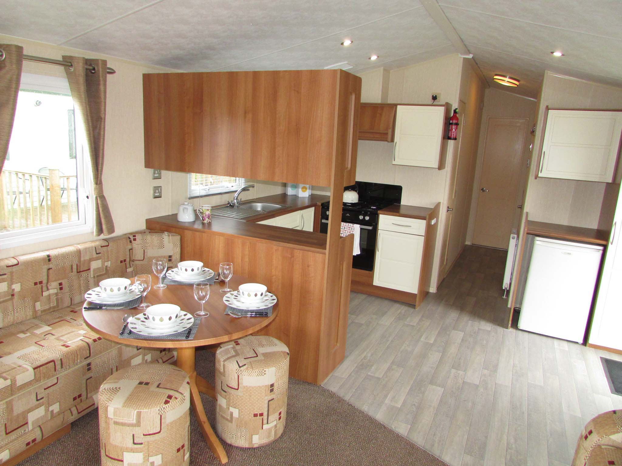 Willerby Rio Gold 2011 inside