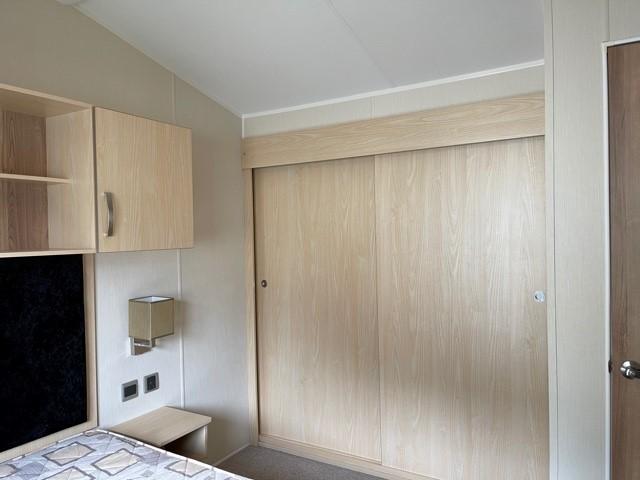 Willerby Rio Main Bedroom