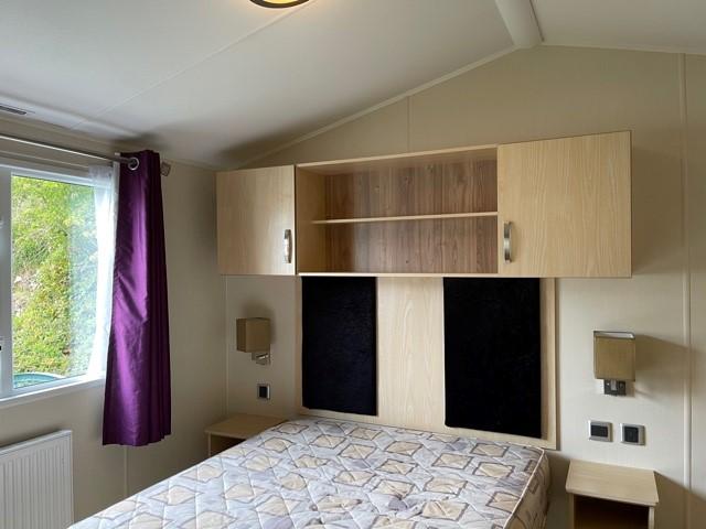 Willerby Rio 2015 Main bedroom