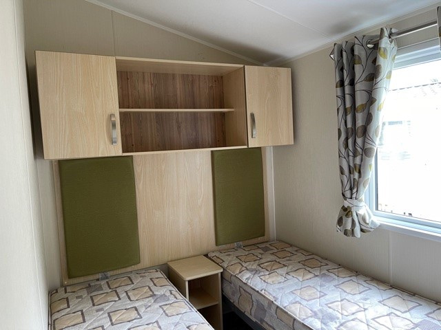 Willerby Rio 2015 Bedroom 2